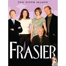 CBS DVD FRASIER SEASON NINE
