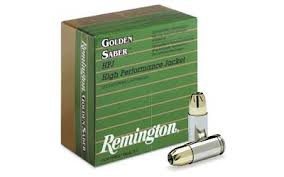 REMINGTON Ammunition GOLDEN SABER .40 S&W