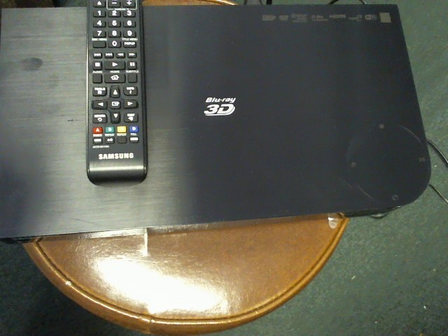 SAMSUNG DVD Player BDH5900ZA