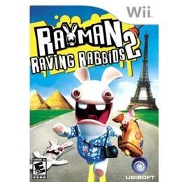 NINTENDO Nintendo DS Game RAYMAN RAVING RABBIDS 2