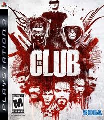 SONY Sony PlayStation 3 Game THE CLUB