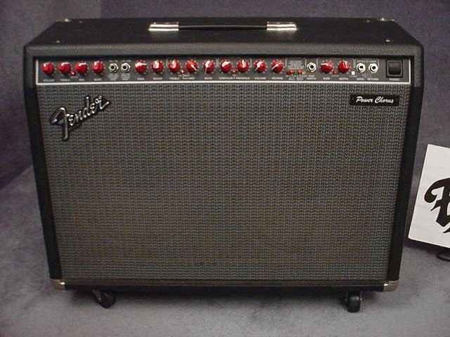 FENDER Electric Guitar Amp POWER CHORUS