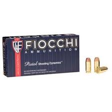 FIOCCHI AMMUNITION Ammunition 40SWC