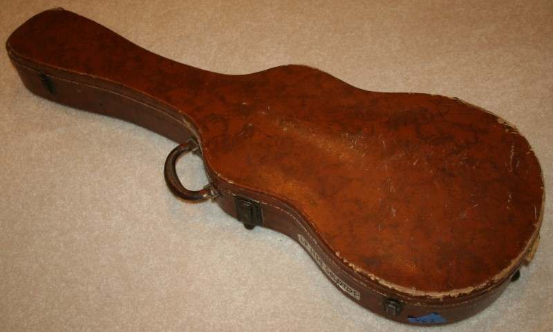 Musical Instruments Part/Accessory GUITAR CASE