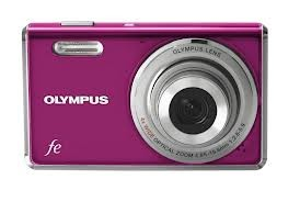 OLYMPUS Digital Camera FE-4000