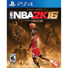 SONY Sony PlayStation 4 Game NBA 2K16 - PS4