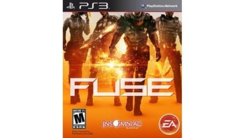 SONY PS3 PlayStation 3 Game FUSE