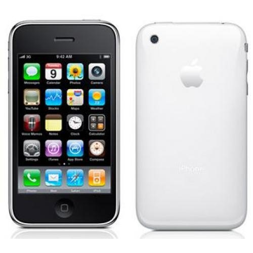 APPLE Cell Phone/Smart Phone IPHONE 3G MB496B - 16GB
