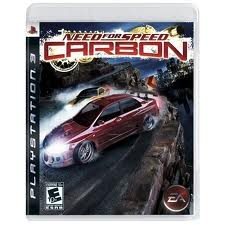SONY Sony PlayStation 3 Game NEED FOR SPEED CARBON - PS3