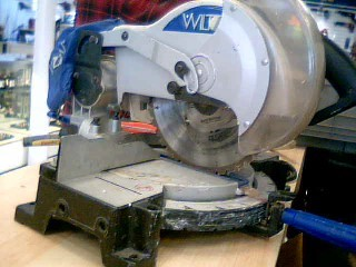 WILTON Table Saw COMPUND MITTER SAW