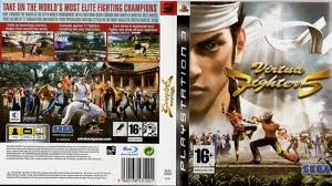 SONY Sony PlayStation 3 Game VIRTUA FIGHTER 5