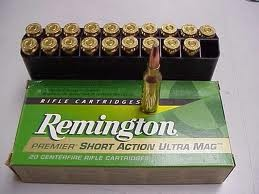 REMINGTON FIREARMS Ammunition PREMIER CORE-LOKT ULTRA 300 REM SAUM 150GR PSP
