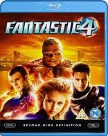 BLU-RAY MOVIE Blu-Ray FANTASTIC 4