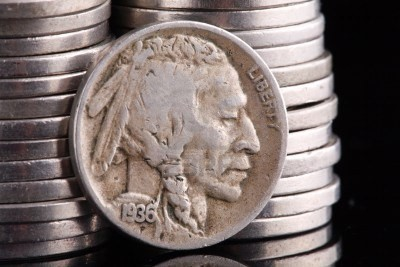 UNITED STATES Coin 1936 BUFFALO NICKEL