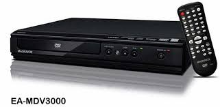 MAGNAVOX DVD Player MDV3000/F7