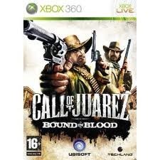 MICROSOFT Microsoft XBOX 360 Game CALL OF JUAREZ BOUND IN BLOOD
