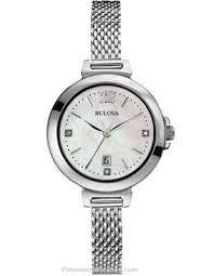 BULOVA Lady's Wristwatch 96P150