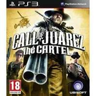 SONY Sony PlayStation 3 Game CALL OF JUAREZ THE CARTEL
