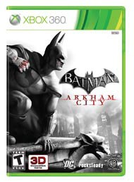 MICROSOFT Microsoft XBOX 360 Game BATMAN ARKHAM CITY - XBOX 360