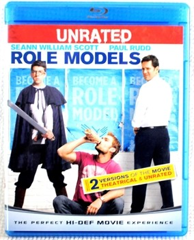 Role Models Unrated blu-ray