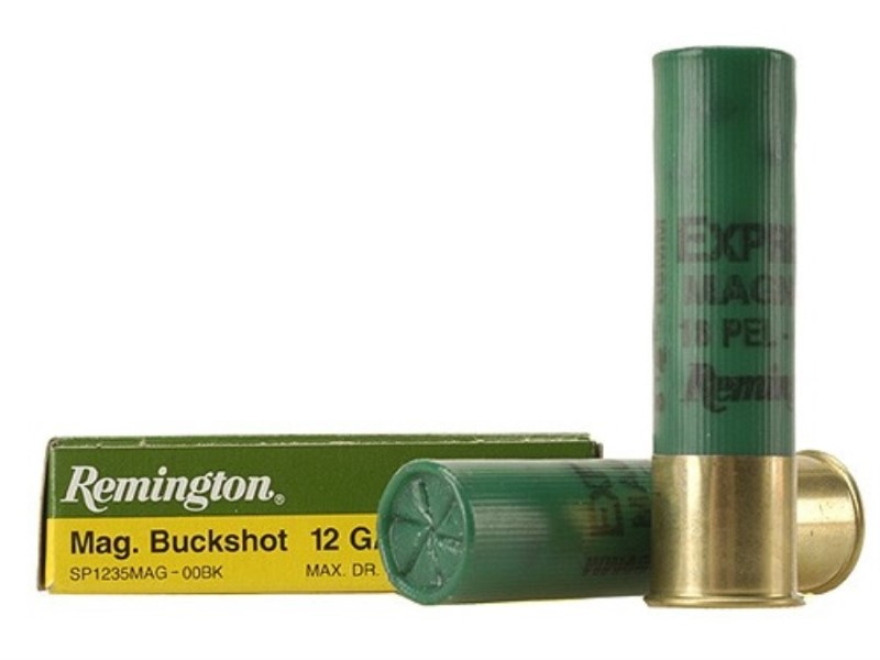 REMINGTON Ammunition SP1235MAG-00BK
