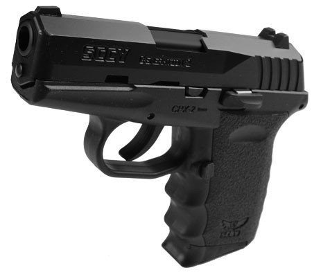 Sccy Industries Model CPX-2 9mm Semi Auto Pistol
