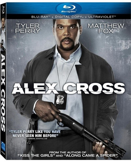 BLU-RAY MOVIE Blu-Ray ALEX CROSS