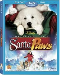 BLU-RAY MOVIE Blu-Ray THE SEARCH FOR SANTA PAWS