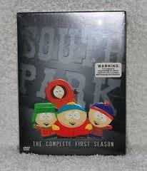 DVD BOX SET DVD SOUTH PARK SEASON 1
