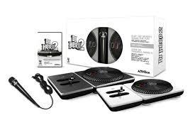 SONY Sony PlayStation 3 Game DJ HERO 2 PARTY BUNDLE PS3