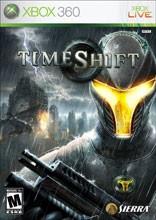 MICROSOFT Microsoft XBOX 360 Game TIMESHIFT