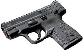 SMITH & WESSON Pistol M&P SHIELD
