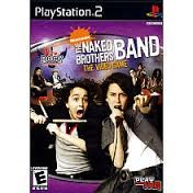 SONY Sony PlayStation 2 THE NAKED BROTHERS BAND