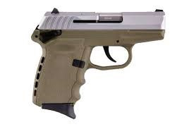 SCCY INDUSTRIES Pistol CPX1-TTDE