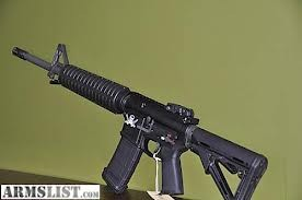 SPIKES TACTICAL Rifle SL15 JOLLY ROGER