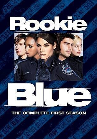DVD BOX SET DVD ROOKIE BLUE SEASON ONE