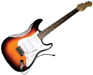 ION Electric Guitar ELECTRIC GUITAR