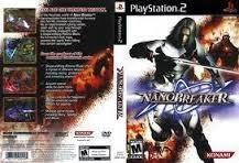 SONY Sony PlayStation 2 NANOBREAKER