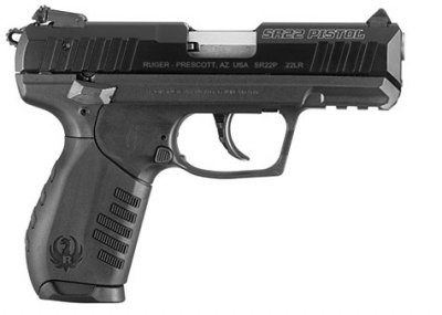 RUGER Pistol SR22PB