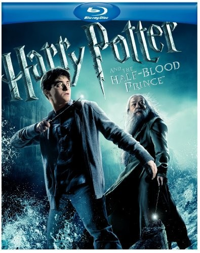 BLU-RAY MOVIE Blu-Ray HARRY POTTER AND THE HALF BLOOD PRINCE