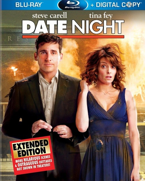 BLU-RAY MOVIE Blu-Ray DATE NIGHT