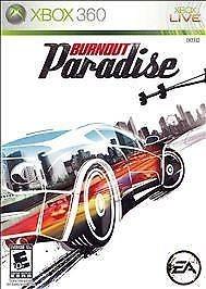 MICROSOFT Microsoft XBOX 360 Game BURNOUT PARADISE