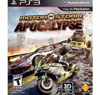 SONY Sony PlayStation 3 Game MOTOR STORM APOCALYPSE