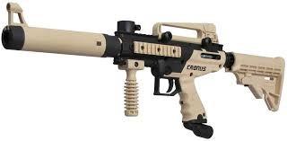 TIPPMANN PAINTBALL GUN CRONUS