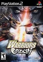 SONY Sony PlayStation 2 WARRIORS OROCHI