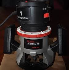 CRAFTSMAN Router 315.174451