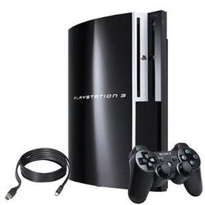 SONY Video Game System PLAYSTATION 3 - SYSTEM - 80GB - CECH-K01