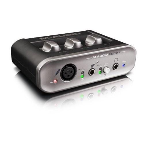M AUDIO Effect Equipment FAST TRACK