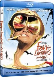 BLU-RAY MOVIE Blu-Ray FEAR AND LOATHING IN LAS VEGAS