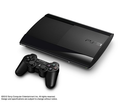 SONY PlayStation 3 PLAYSTATION 3 - SYSTEM - 500GB - CECH-4001B